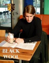 Black Wool herra