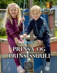 JANUS - Prinsa og prinsessuull